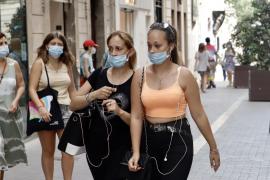Los ciudadanos de Baleares deberán usar la mascarilla desde este lunes