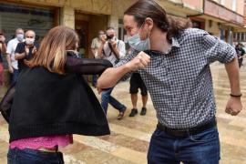 Iglesias asume la «derrota sin paliativos» y dice que les toca hacer «una profunda autocrítica»