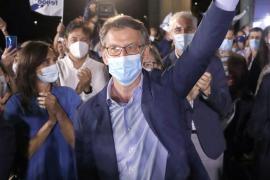 Feijóo se compromete a trabajar con «más fuerza» que nunca por Galicia
