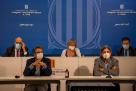 La Generalitat buscará «el camino jurídico» para el confinamiento del Segrià