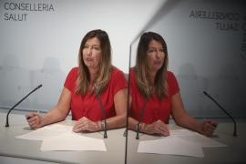 La consellera de Salut asegura que los «datos de Baleares son más que buenos»