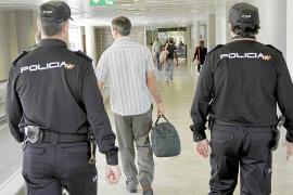 Detenido tras cometer cinco robos en Son Sant Joan que superan los 30.000 euros