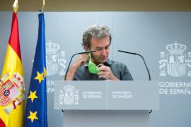España registra 120 brotes activos