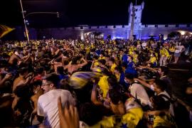 Simón pide responsabilidad a los jóvenes: «No es necesario juntarse con cinco mil personas para celebrar un ascenso»