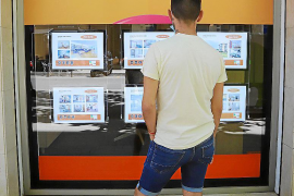 Baleares registra el peor dato de compra de vivienda en siete años