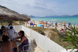 Las reservas hoteleras en Baleares siguen cayendo en todos los mercados