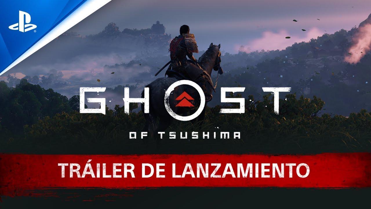 'Ghost of Tsushima', el nuevo juego de mundo abierto de samuráis, se muestra con un tráiler a días de su lanzamiento