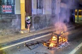 Explota la batería de un patinete y provoca un incendio en un piso de Alicante