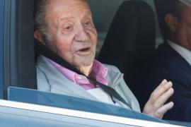 Òmnium anuncia que Suiza ha tramitado la petición para bloquear las cuentas de Juan Carlos I