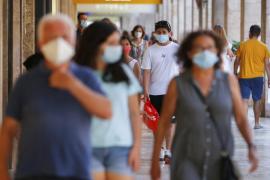 El Govern prepara un decreto para regular las sanciones por no llevar mascarilla