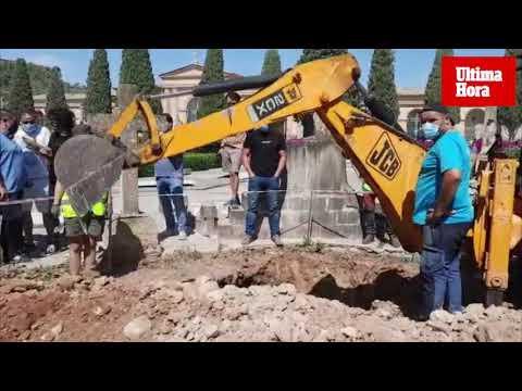 El Govern inicia la exhumación de Son Coletes