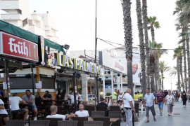 Un centenar de policías nacionales ayudarán a controlar aglomeraciones en Palma