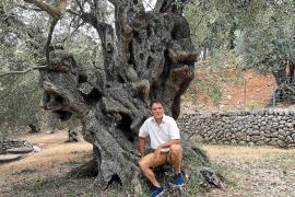 Bartomeu Deyá': «Los olivos milenarios son un gran valor añadido para la Serra»