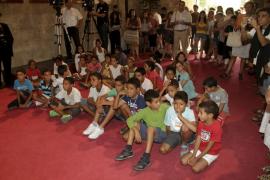 El programa de acogida de niños saharauis en verano tiene asegurada su continuidad