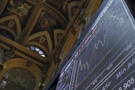 La bolsa se dispara un 6 por ciento tras las palabras de Draghi apoyando al euro