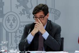 Salvador Illa: «No veo que pueda arrancar la Liga con público en septiembre»