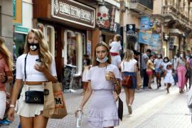Las multas por no llevar mascarillas serán de 25, 50 y 100 euros, y a partir del lunes