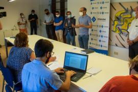 Baleares y la UIB trabajan en una herramienta de inteligencia artificial para el diagnóstico de la COVID-19