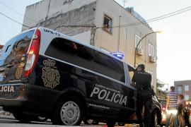 Dos detenidos en una operación contra el tráfico de drogas en dos puntos de venta de Son Gotleu