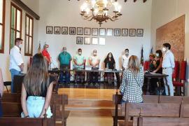 Pleno en el Ajuntament de ses Salines