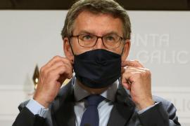 Galicia amplía el uso obligatorio de mascarillas