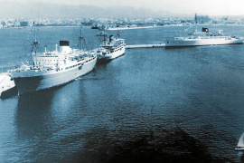 Cien años de cruceros turísticos en Palma