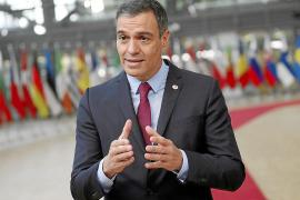 La división marca el inicio de la cumbre de la Unión Europea sobre la reconstrucción