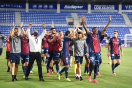 El Huesca regresa a Primera al primer intento