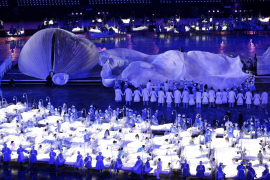 Londres se abre al mundo en la inauguración de los Juegos Olímpicos