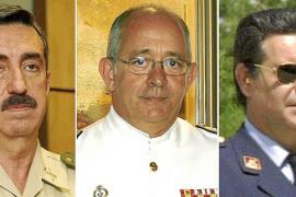 El Gobierno renueva la cúpula militar