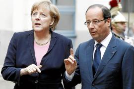 Berlín y París están dispuestos a hacer «todo» para proteger a la eurozona