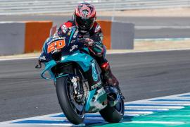 'El Diablo' Quartararo repite 'pole' en Jerez