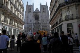 La catedral de Nantes, una joya del gótico francés que acumula los siniestros