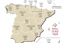 Las crisis no detiene los grandes proyectos comerciales en Mallorca