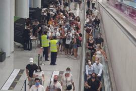 El Govern reclamará el control de los pasajeros de Cataluña y Aragón