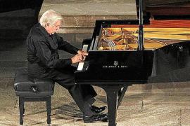 Joaquín Achúcarro celebra su 80 aniversario en las Serenates d'Estiu