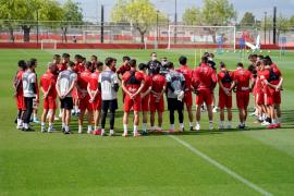 El Mallorca despide la temporada y una era