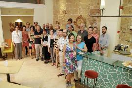 Una feria de artistas visuales se hospeda en un hotel de Palma