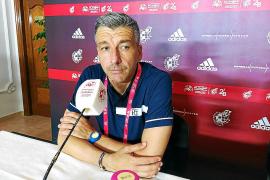 David Cubillo, entrenador del Marbella