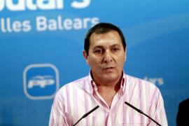 Jeroni Salom, nuevo presidente del PP de Mallorca con el 98 por ciento de los votos