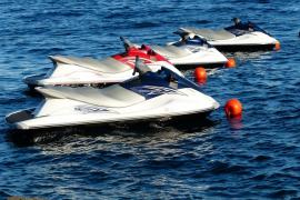Muere una niña de 8 años al chocar la moto náutica que conducía