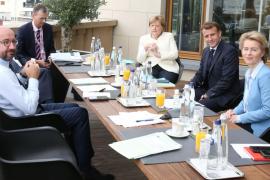 Merkel duda de que los líderes puedan cerrar el plan de recuperación
