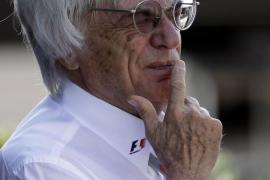 Ecclestone anuncia 20 carreras en 2013 con Barcelona y sin Valencia