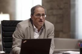 Torra estudia una denuncia contra Juan Carlos I por presunta corrupción