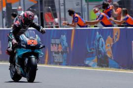 Fabio Quartararo consigue su primera victoria en MotoGP