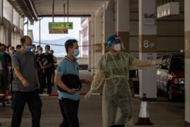 Hong Kong confirma la 'tercera ola' de coronavirus