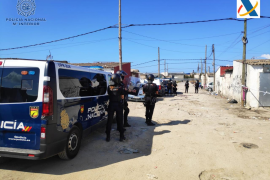 Prisión para toda la cúpula del clan de 'los Andújar' tras el asalto policial a Son Banya