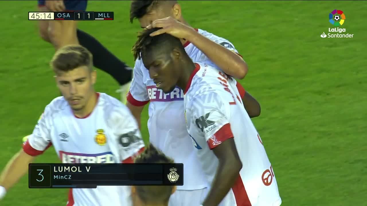 El Mallorca se despide con un empate en El Sadar