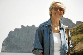 «Exhibir mi colección aquí sería un honor y mi homenaje a Mallorca»