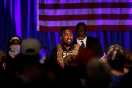 Kanye West entra en campaña prometiendo un millón por hijo para combatir el aborto